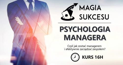 Psychologia Managera