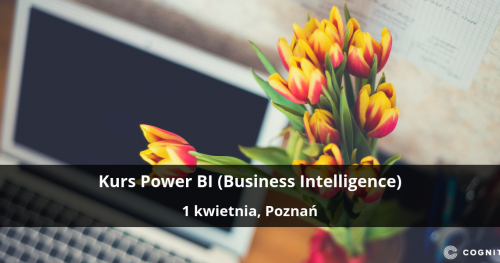 Kurs Power BI (Business Intelligence) - Poznań