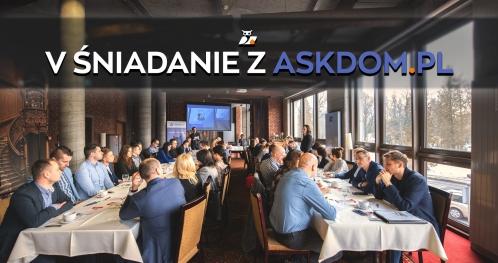 V Śniadanie z askdom.pl