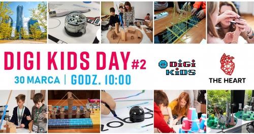 Digi Kids Day 2 - Miasta Przyszłości