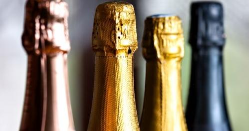 Bubbles vs Bubbles - wine tasting