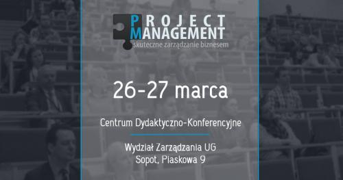 Konferencja Project Management 2019