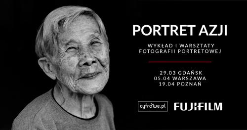 Portret Azji - warsztaty w Gdańsku