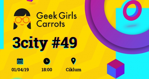 Geek Girls Carrots Trójmiasto #49