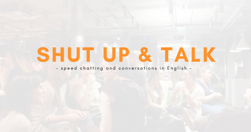 Shut Up & Talk - Sezon 3 - spotkanie #21 (R)