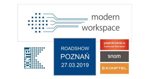 Modern Workspace | KONTEL Rodshow Poznań | Trendy - Inspiracje - Technologie - Biznes