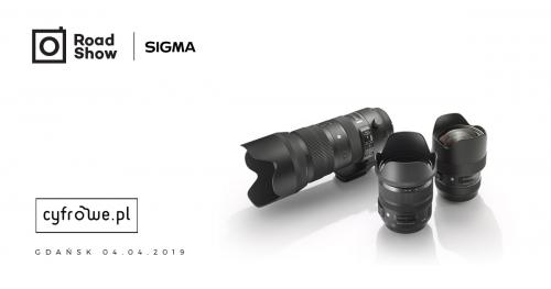 Warsztaty fotografii ciążowej - Sigma