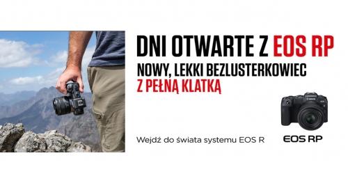 Dzień otwarty Canon EOS RP | Kraków | Foto-Plus