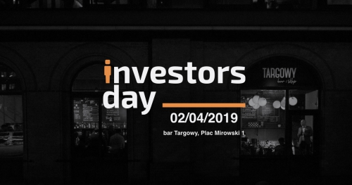 Investors Day #3