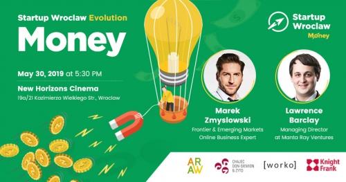 Startup Wroclaw: Evolution - Money