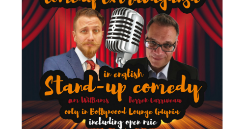 Stand-up in Engish