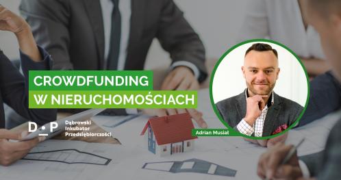 Crowdfunding w nieruchomościach - Inwestor vs. Udziałowiec