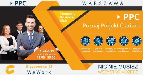 PPC - Poznaj Projekt Clarizzo - Warszawa