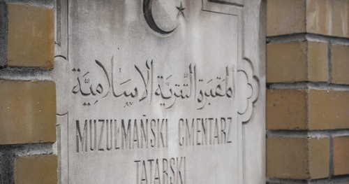 Spacer po Cmentarzu Tatarskim w Warszawie 6 kwietnia godzina 13:00