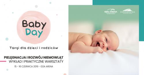 Pielęgnacja i rozwój niemowląt / warsztaty / Targi Baby Day