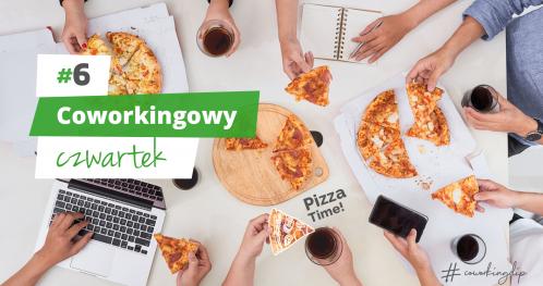 Coworkingowy czwartek w DIP #6 Pizza time!