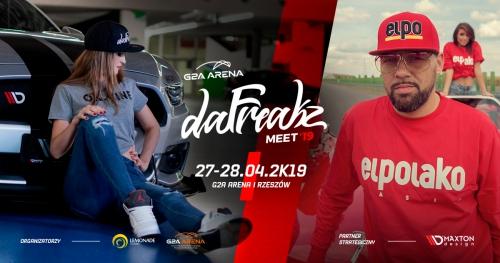 G2A Arena daFreakz Meet '19 | koncert DGE | 27-28.04.2019