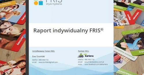 Raport FRIS® z konsultacją