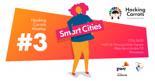 Hacking Carrots Meetup #3: Smart Cities