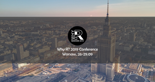 Why R? 2019 Conference