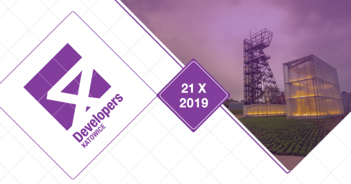 4Developers Katowice 2019