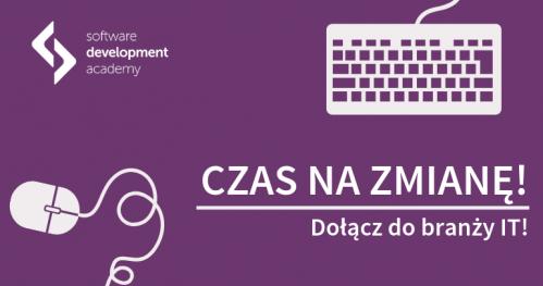 Zostań programistą! Spotkanie informacyjne St@rt IT w Warszawie