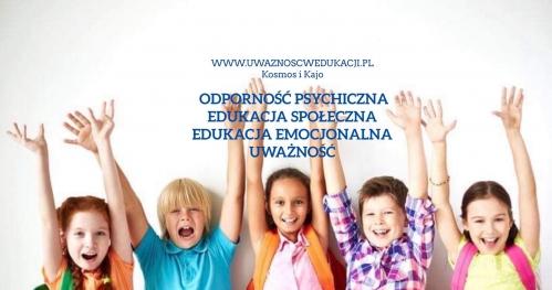Uważność w edukacji - warsztaty dla nauczycieli