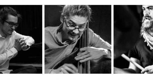 Kuba PŁUŻEK / Kuba DWORAK / Damian NIEWIŃSKI Trio - JAZZ STANDARDS - KONCERT w PIWNICY pod BARANAMI
