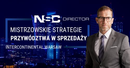 NSC Director - Mistrzowskie Strategie Przywództwa w Sprzedaży