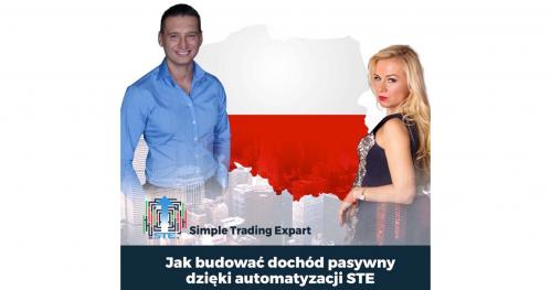 Jak budować swój dochód dzięki automatyzacji Simple Trading Expert ?