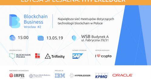 Blockchain Business Wrocław #2