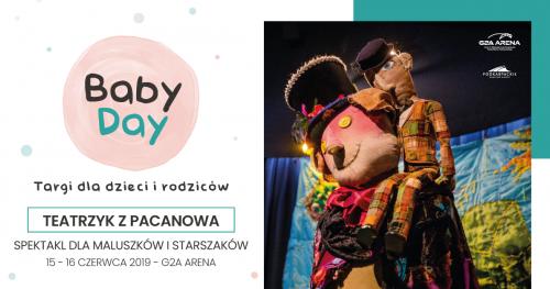 Teatrzyk z Pacanowa - spektakl dla maluszków i starszaków