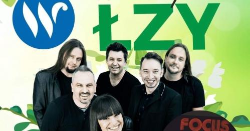 Koncert zespołu ŁZY - Majówka Wyspa Wisła