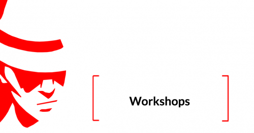 WORKSHOPS CONFidence 2019