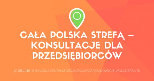 Cała Polska Strefą - konsultacje dla przedsiębiorców