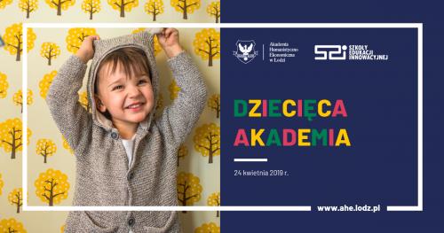 Dziecięca Akademia - bezpłatne warsztaty