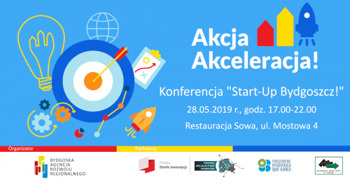Konferencja Start-Up Bydgoszcz!