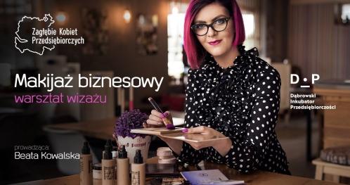 Makijaż w biznesie - Zagłębie Kobiet Przedsiębiorczych