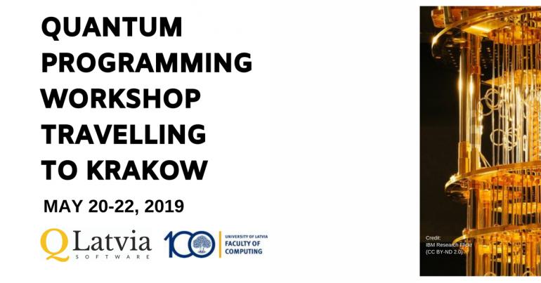 QDrive - Quantum Programming Workshop - Szkolenia w