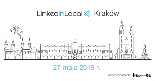 LinkedIn Local Kraków #9 (27 maja)