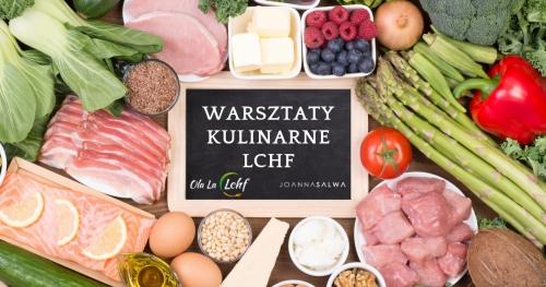Warsztaty Kulinarne LCHF