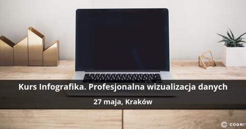 Kurs Infografika. Profesjonalna wizualizacja danych - Kraków