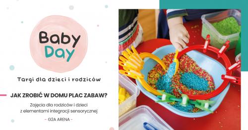 Jak zrobić w domu plac zabaw? Zajęcia dla rodziców i dzieci z elementami integracji sensorycznej - G2A ARENA