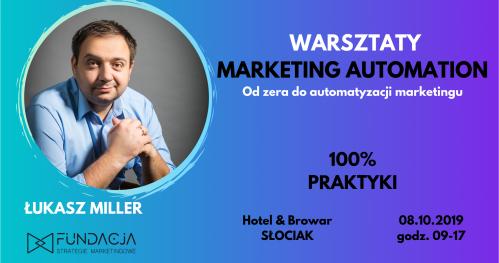 Warsztaty Marketing Automation - od podstaw, 100% praktyki