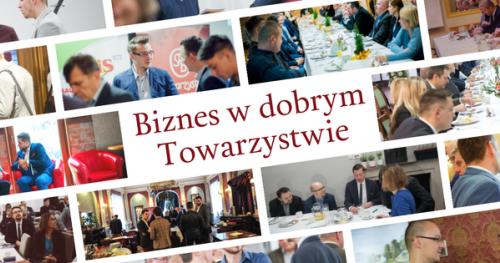Majowe Spotkania Towarzystwa Biznesowego Białostockiego dla Gości