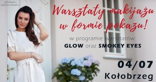 Warsztaty makijażu w formie pokazu by Agnieszka Szeremeta | Kołobrzeg - 04.07