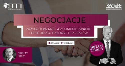 Negocjacje - Przygotowanie, argumentowanie i biochemia trudnych rozmów