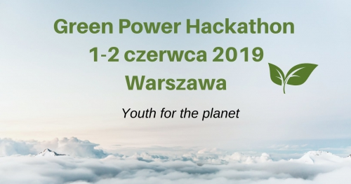 Green Power Hackathon Warszawa