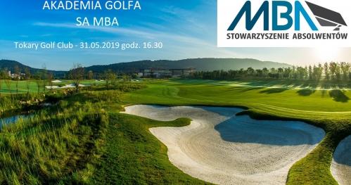 Akademia Golfa SA MBA - Tokary 31.05.2019
