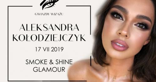 Aleksandra Kołodziejczyk w Rzeszowie! ♥ Maquillage Art